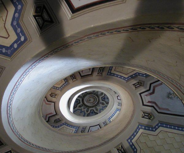 Trattamento dell'umidità di risalita a Palazzo Boncompagni Barozzi (Vignola)