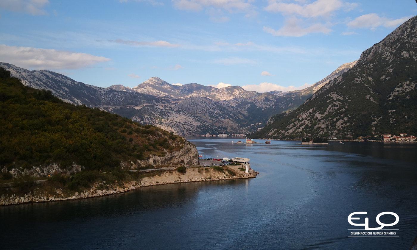 Elo System Intervento in Montenegro