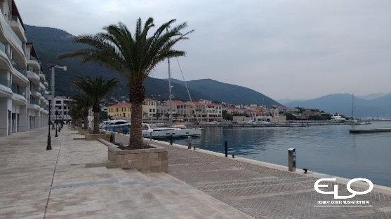 infiltrazioni d'acqua in setti di cemento - resort porto
