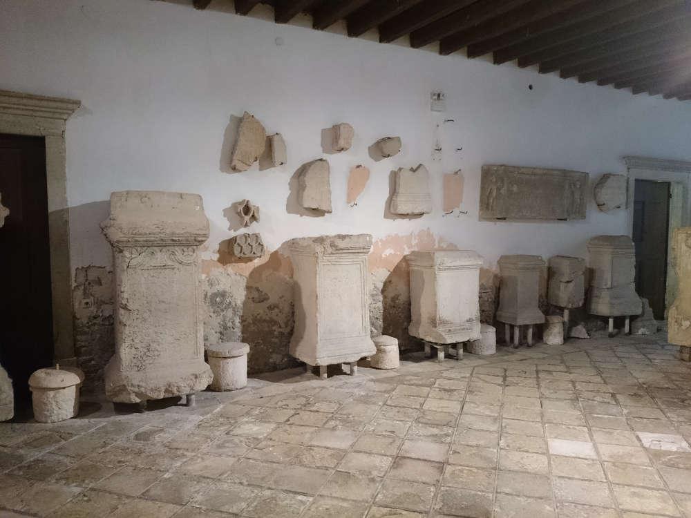 Intervento contro l'umidità di risalita al Museo del Territorio di Parenzo, Croazia con impianto elettrosmotico ELO System