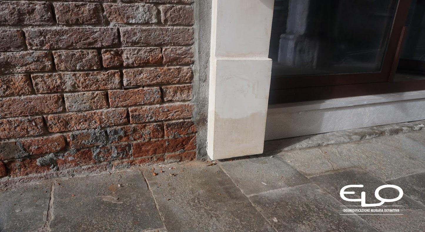 Umidità di risalita nelle case nuove e nelle nuove costruzioni