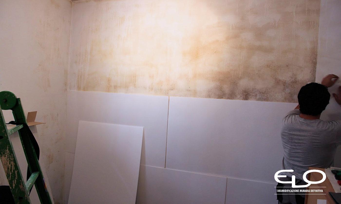 Consigli per dinibuire l'umidità in casa - cappotto termico