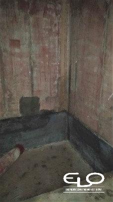 Infiltrazioni d'acqua in setti di cemento armato 2