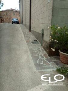 deumidificare pareti e muri controterra