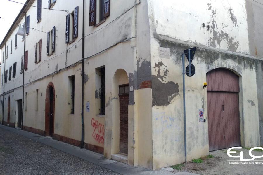 La deumidificazione muraria può essere compresa nel Bonus facciate?