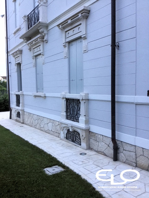 deumidificazione in villa storica stile liberty esterno2